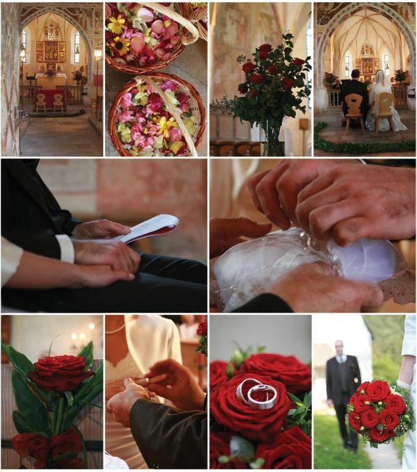 Ein Tutorial zur Gestaltung von einem Hochzeitsfotobuch