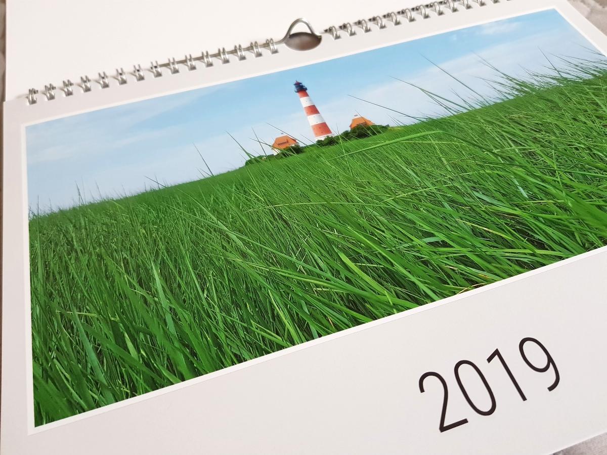 Das Deckblatt unseres Fotokalenders von myphotobook
