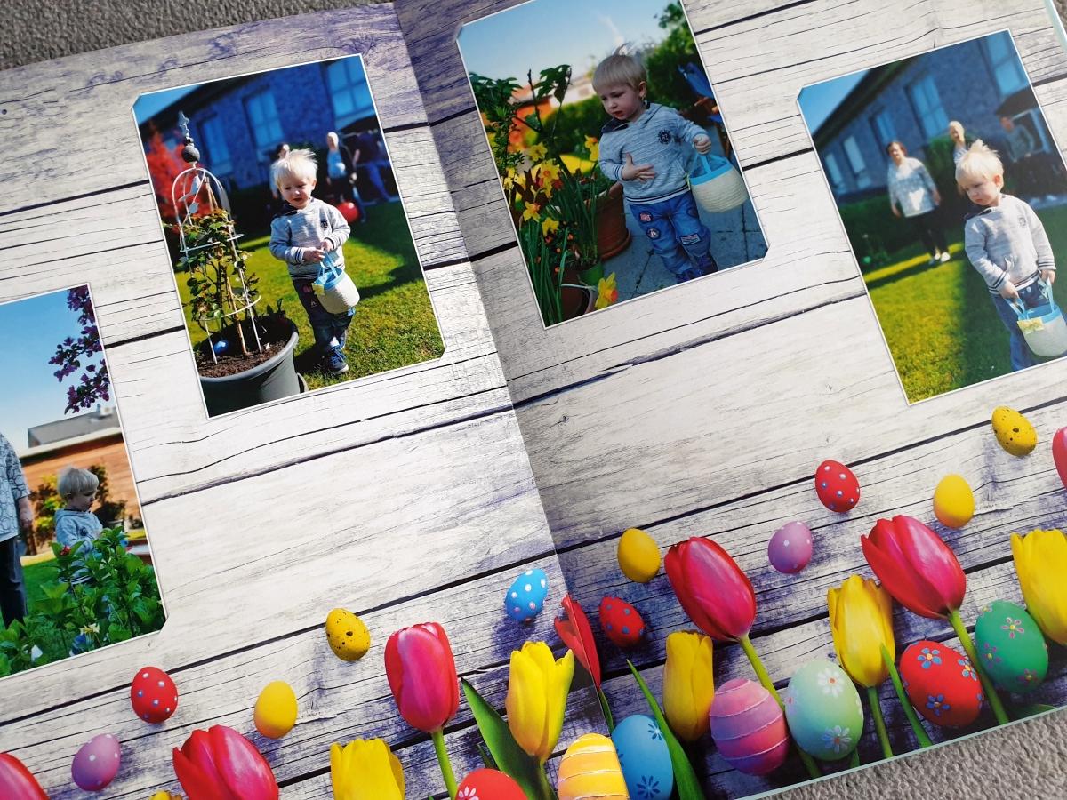Peppige Hintergrundvorlagen wie dieser Hintergrund zu Ostern finden sich viele bei abelli