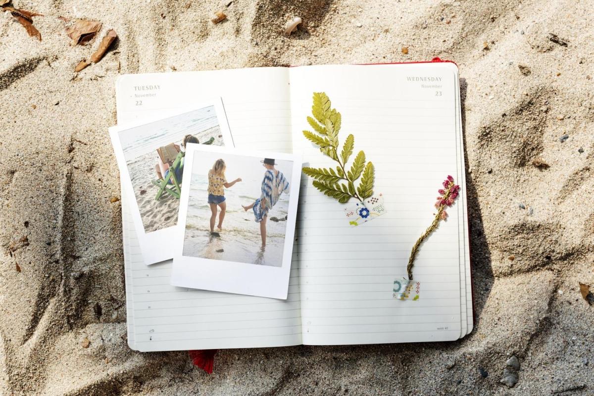Ein Fotobuch als Ergänzung zu dem beliebten Reisetagebuch